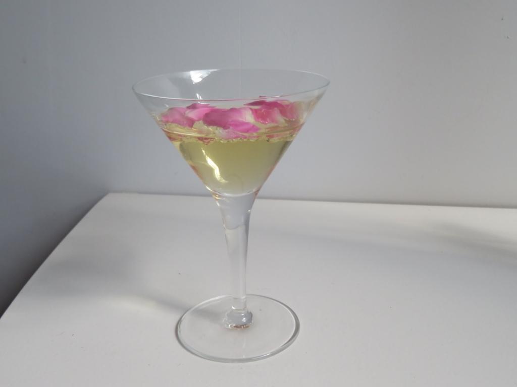 Festive aperitif drink   Taste of Love